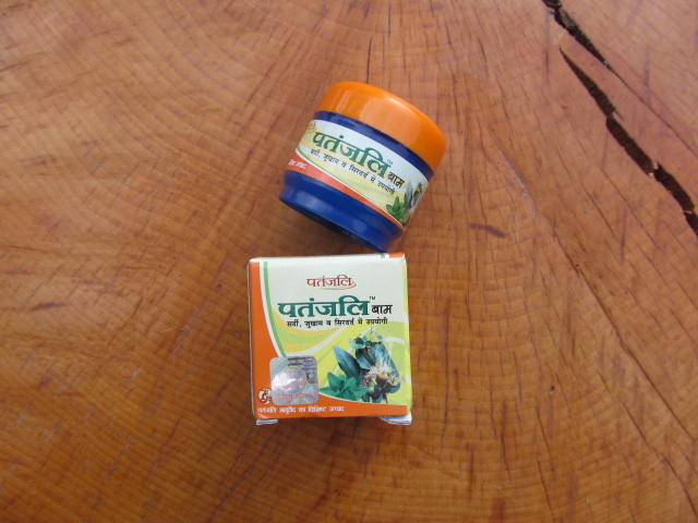 Balzám s eukalyptovým olejem