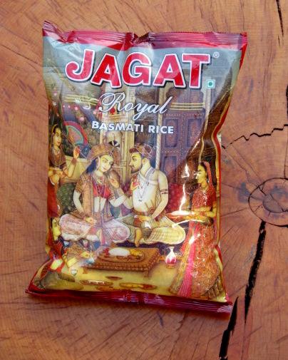 Basmati rýže JAGAT ROYAL 1kg