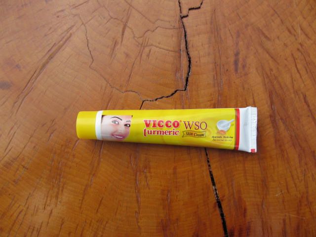 Krém Vicco Turmeric WSO