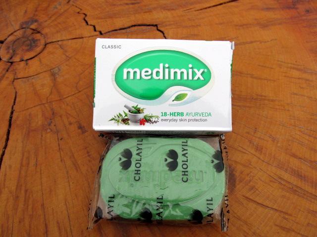 Mýdlo ajurvédské MEDIMIX 75g