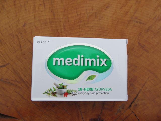 Mýdlo ajurvédské MEDIMIX 125g