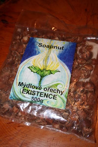 Mýdlové ořechy 500g