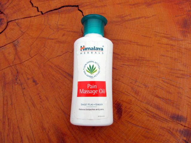 Olej masážní HIMALAYA proti bolesti