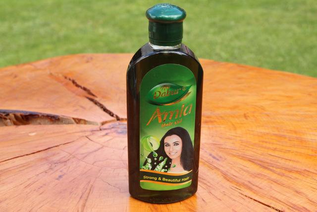 Vlasový olej AMLA - DABUR 200ml