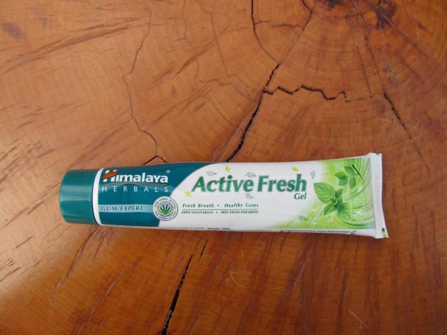 Ajurvédská zubní pasta ACTIVE FRESH 100g