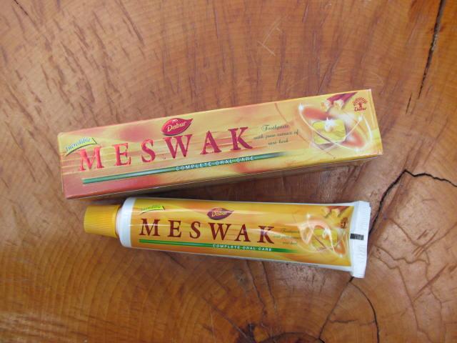 Zubní pasta MESWAK 100g