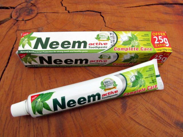 Zubní pasta NEEM 100g