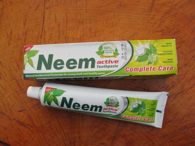 Zubní pasta NEEM 200g
