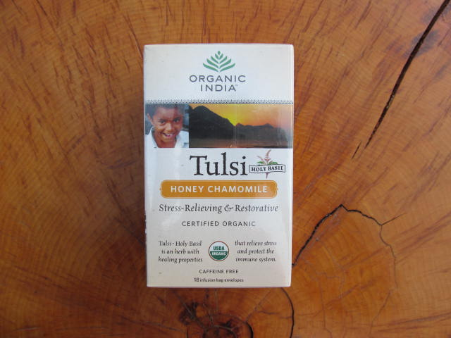 čaj TULSI HONEY CHAMOMILE