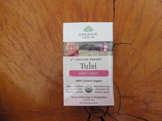 čaj TULSI SWEET ROSE