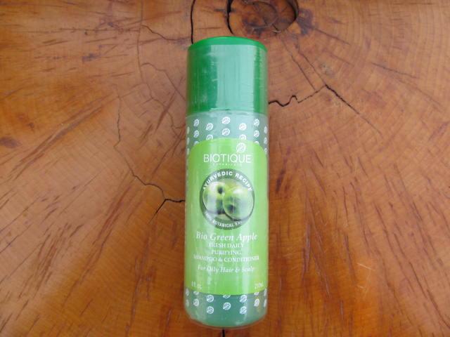 Šampon a kondicionér - BIO GREEN APPLE