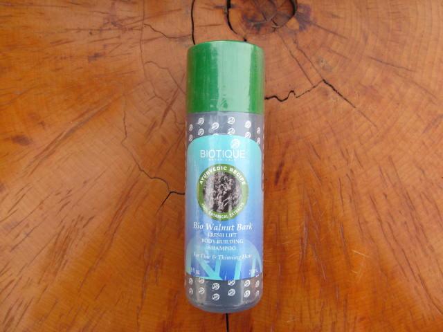 Šampon pro jemné vlasy - BIO WALNUT BARK